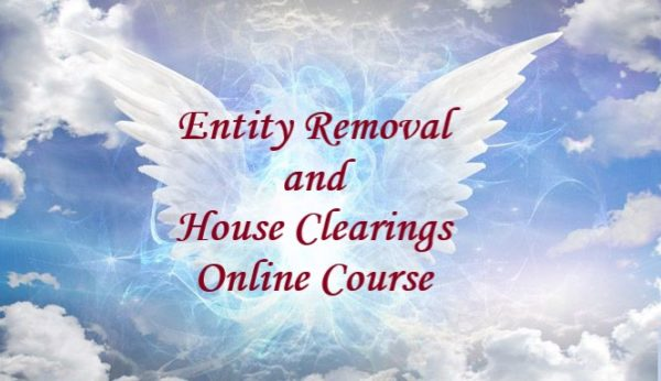 Entity Removal, Spirit Releasement, and House Clearings - Online Course